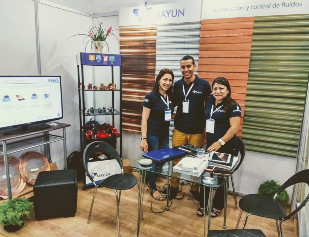 Mayun presente en Expoacaire 2017