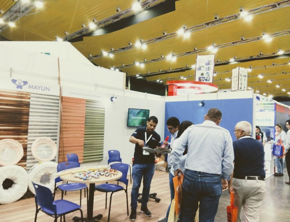 Mayun presente en FICA 2017 – Barranquilla