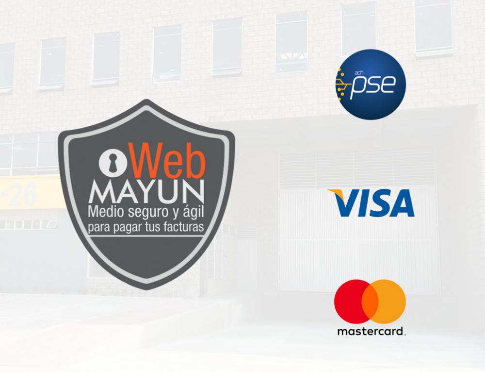 Pague su factura fácil y rápido en nuestra pagina web