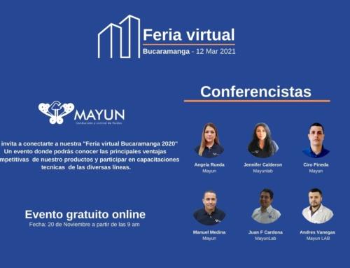 Feria digital Bucaramanga 2021
