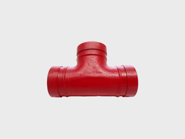 Accesorios Ranurados para Red Contra Incendios certifico UL Listed FM Aproved PIPEX Mayun S.A.S tee